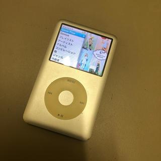 アップル(Apple)の送料無料!iPod classic 120GB MB562J(ポータブルプレーヤー)