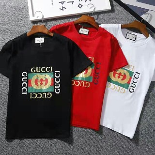Gucci - [2枚5000円送料込み] Tシャツ 半袖 男女兼用