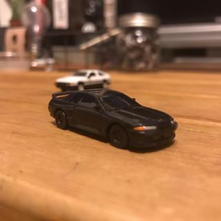 日産 - イニシャルD 日産 スカイライン GT-R R32 RB26 ミニカー