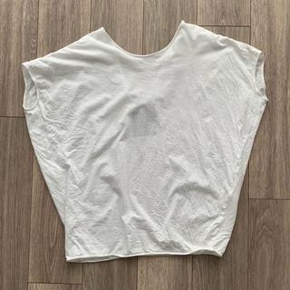バーニーズニューヨーク(BARNEYS NEW YORK)のYOKO CHAN ドルマンスリーブTシャツ 白&黒セット(Tシャツ(半袖/袖なし))