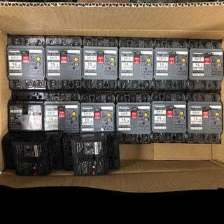 パナソニック(Panasonic)の漏電ブレーカー14個(その他)