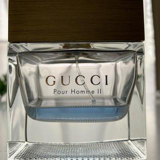 グッチ(Gucci)のグッチ  プールオムⅡ(香水(男性用))