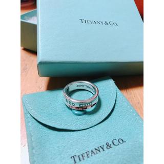 Tiffany & Co. - 美品 ティファニー 925 ナロー リング