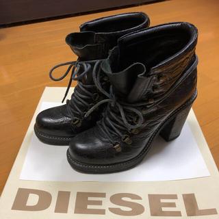 ディーゼル(DIESEL)のディーゼル ショートブーツ(ブーツ)