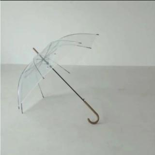 トゥデイフル(TODAYFUL)のもうそろそろ削除予定‼️todayful ノベルティー 傘(傘)