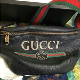 グッチ(Gucci)のGUCCI ウェストバッグ(ボディバッグ/ウエストポーチ)