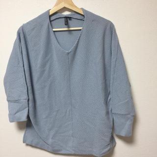 しまむら - しまむらの七分袖のセーター