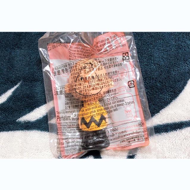 マクドナルド(マクドナルド)の即購入OK❤︎ハッピーセット チャーリーブラウン 未開封 エンタメ/ホビーのおもちゃ/ぬいぐるみ(キャラクターグッズ)の商品写真