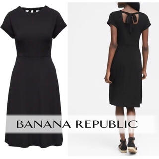 Banana Republic - 新品☆バナナリパブリック 膝丈ワンピース US4