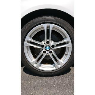 BMW - 激安!後期F10純正Mスポーツアルミ 18インチ 4本セット!F11,12,13