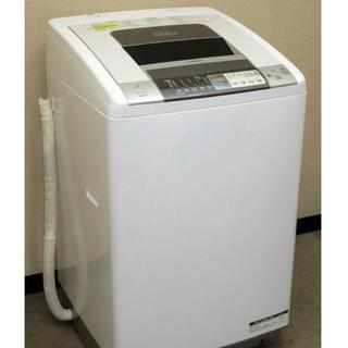 日立 - 美品 日立 洗濯機乾燥機 BW-D8MV ビートウォッシュ 送料無料