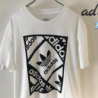 adidas - アディダス オリジナルス Tシャツ 2XO 白 新品