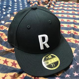 ロンハーマン(Ron Herman)のRHC ロンハーマン 名古屋限定キャップ ブラック 73/8(キャップ)