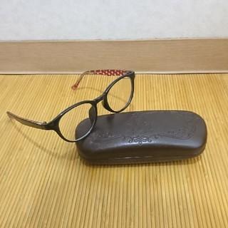 ゾフ(Zoff)の値下げ中💰 zoff ミニーちゃんコラボ メガネ(サングラス/メガネ)