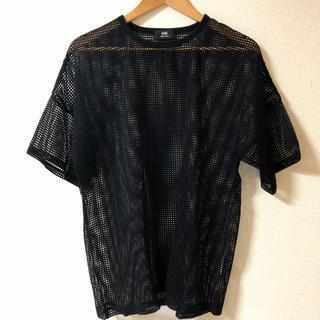 ハレ(HARE)のハレ HARE Tシャツ メッシュ(Tシャツ/カットソー(半袖/袖なし))