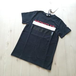 モンクレール(MONCLER)の12A ブラック 半袖Tシャツ モンクレール(Tシャツ(半袖/袖なし))