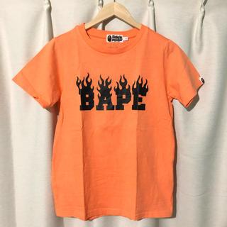 アベイシングエイプ(A BATHING APE)のape Tシャツ(Tシャツ(半袖/袖なし))