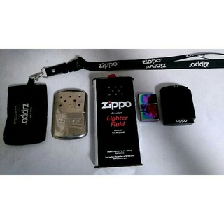 ジッポー(ZIPPO)のジッポー zippo オイルヒーター カイロ ハンディウォーマー 純正品美品良品(タバコグッズ)