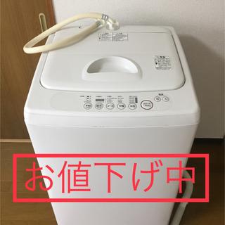 MUJI (無印良品) - 無印良品 全自動洗濯機 M-W42D 2007年製