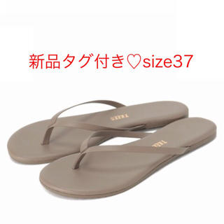 新品タグ付き♡Deuxieme Classe購入♡ TKEES FLIPS 37