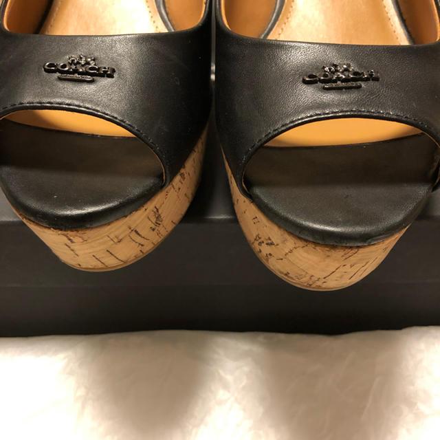 COACH(コーチ)のジェニファーケイト様専用 レディースの靴/シューズ(サンダル)の商品写真