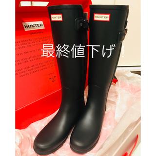 ハンター(HUNTER)の【本物】Hunter レインブーツ 長靴 (レインブーツ/長靴)