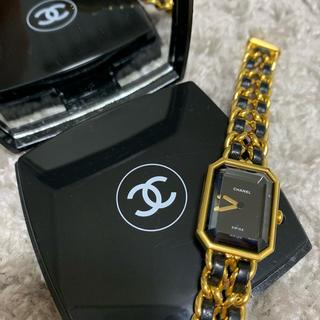 シャネル(CHANEL)のCHANEL  腕時計  プルミエール  ※値下げ交渉可能(腕時計)