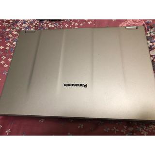 パナソニック(Panasonic)のレッツノート 充電器付き(ノートPC)