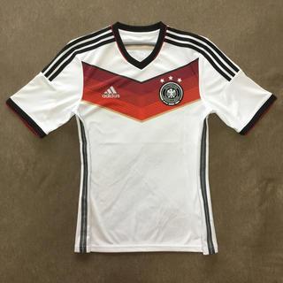 adidas - 【中古】サッカー ユニフォーム ドイツ代表 2014 ホーム