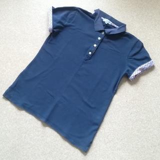 シマムラ(しまむら)のレディース ポロシャツ M(ポロシャツ)