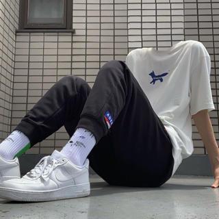 メゾンキツネ(MAISON KITSUNE')のader error × maison kitsune Tシャツ(Tシャツ/カットソー(半袖/袖なし))