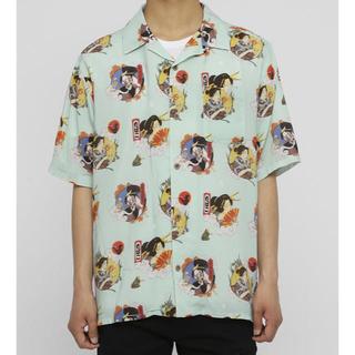 ヴァンキッシュ(VANQUISH)の【#FR2】Ukiyo-e Aloha Shirtスモーキングキルズアロハシャツ(Tシャツ/カットソー(半袖/袖なし))