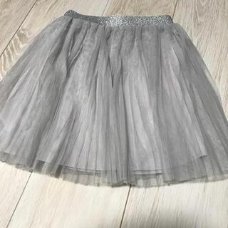 ユニクロ(UNIQLO)のUNIQLO kids チュールスカート(スカート)