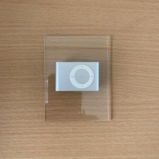 アップル(Apple)の【Apple】iPod shuffle 2GB(第1世代)(ポータブルプレーヤー)