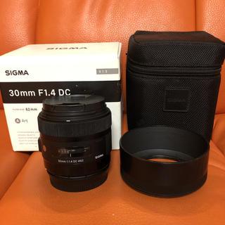SIGMA - SIGMA 単焦点レンズ 30mm f/1.4 DC Art