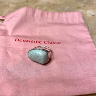 ドゥーズィエムクラス(DEUXIEME CLASSE)のCELERI  RING  新品未使用(リング(指輪))