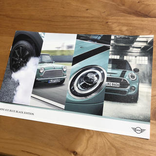 ビーエムダブリュー(BMW)のミニ アイスブルー カタログ(カタログ/マニュアル)