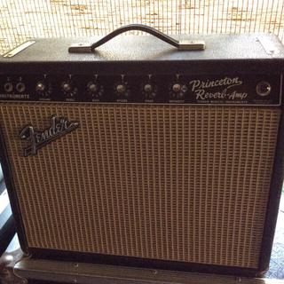 フェンダー(Fender)の 3日間限定値下げ!レアな1966年  Princeton reverb (ギターアンプ)