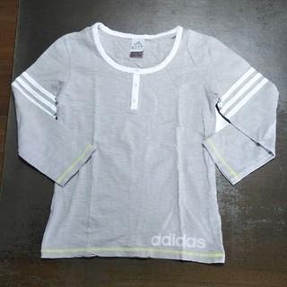 adidas - adidas 7分袖Tシャツ