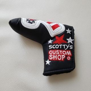 Scotty Cameron - 新品 スコッティキャメロン パターカバー ヘッドカバー