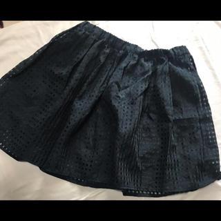 アベイル(Avail)の【美品】オーガンジースカート(ミニスカート)