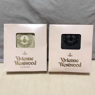 ヴィヴィアンウエストウッド(Vivienne Westwood)のvivienne westwood  靴下2足セット(ソックス)