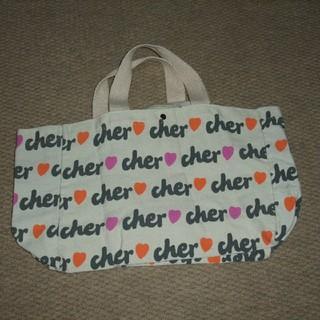 Cher - cherのトートバッグ