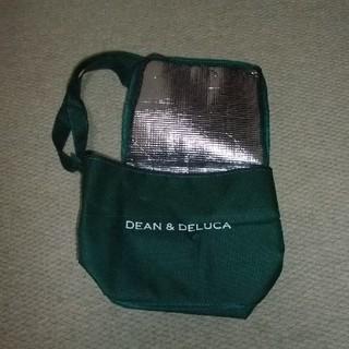 ディーンアンドデルーカ(DEAN & DELUCA)のDEAN&DELUCA保冷バッグ(グリーン)(弁当用品)