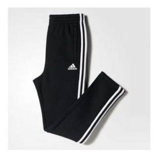 アディダス(adidas)の新品タグつきアディダス 3ストライプス スウェットパンツ裏起毛110センチ(パンツ/スパッツ)