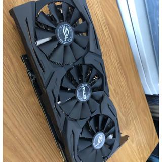 エイスース(ASUS)のGeForce GTX 1080ti(PCパーツ)