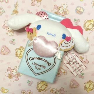 シナモロール(シナモロール)のシナモン♡バレンタイン♡ぬいぐるみ♡新品タグ付き(ぬいぐるみ)
