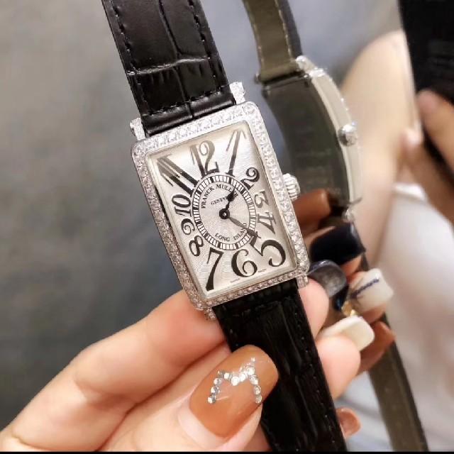 FRANCK MULLER(フランクミュラー)のフランクミュラーレディース腕時計 レディースのファッション小物(腕時計)の商品写真