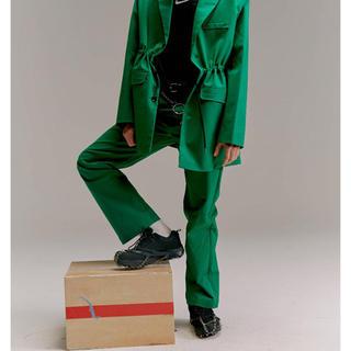 JOHN LAWRENCE SULLIVAN - yoikadakada スーツパンツ