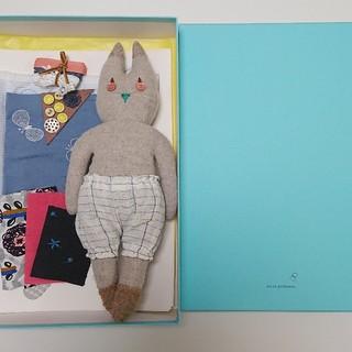 ミナペルホネン(mina perhonen)のmina perhonen usa doll 着せ替え人形キット(ぬいぐるみ/人形)